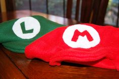 This year for Halloween, no matter how hard I tried to convince them to be old-man garden gnomes, my boys insisted on dressing up as Mario a...