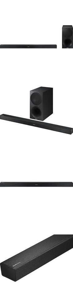 Home Speakers and Subwoofers: Samsung Hw-M450 Za 320W 2.1Ch Soundbar W Wireless Subwoofer -> BUY IT NOW ONLY: $197.99 on eBay!