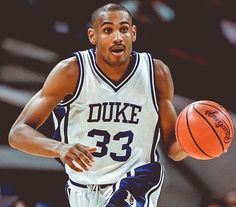 Duke great Grant Hill