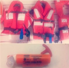 Did you know there is only ONE company in Malta with own branded safety products? YES, It's Camilleri Marine!
