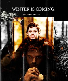 robb stark and game of thrones.