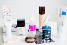 Roaccutane Beauty Essentials For Dry Skin