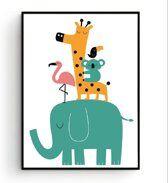 Canvas Wall Art and Canvas Art Prints Online Nursery Canvas, Baby Nursery Decor, Nursery Prints, Nursery Art, Canvas Wall Art, Canvas Prints, Art Prints, Wallpaper Iphone Cute, Animal Wallpaper
