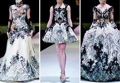 """""""People will stare. Make it worth their while → Imelda Kartini Haute Couture   2013"""""""