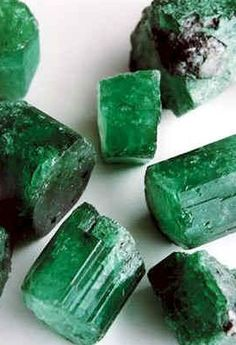 Columbian Emeralds