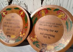 Hey, I found this really awesome Etsy listing at https://www.etsy.com/listing/487995220/vintage-1950s-funny-sayings-wood-wall
