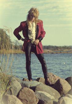 Michael Monroe - hanoi-rocks Photo