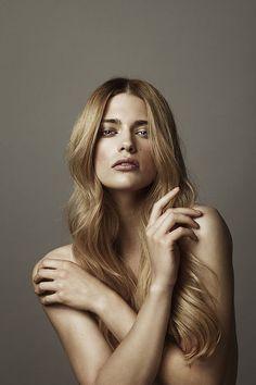 Photographer: Jackie Hardt, Model: Laura Berlin, Hair