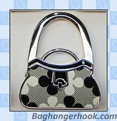 Purse Shaped Bag Hanger Handbag Hook Holder Caddy Accroche Sac