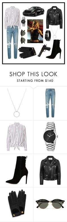 """The Natalie Cook Outfit!"" by stella-black ❤ liked on Polyvore featuring Roberto Coin, Levi's, Equipment, Gucci, Porsche, ALDO, Acne Studios, Mulberry, Ray-Ban and American Eagle Outfitters"