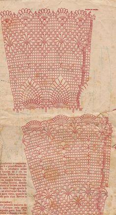 Celeida Ribeiro: Toalha de mesa redonda em crochê