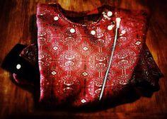 handmade baroque coat