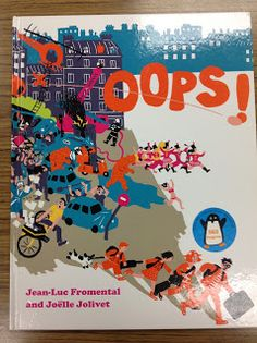 Speech Therapy Ideas: Oops! A book for Cause and Effect
