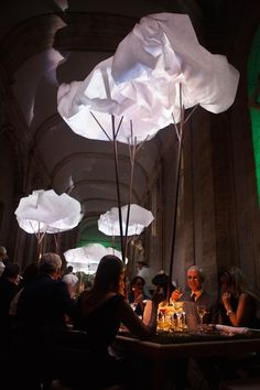Hermès Cloudy Dinner at Rome's Palazzo Farnese