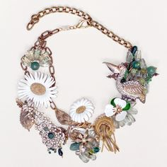 Pelican Brief Necklace by Subversive Jewelry $1400 Save 20% off with code LOVELDL