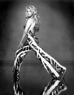 ann margaret...I have always thought her to be one of the most beautiful women in the world