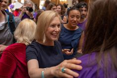 Gillibrand Proposes Huge Investments in Maternal Health Child Care and Education Presidential Election of 2020 Tax Credits Deductions and Exemptions Kirsten Gillibrand, Federal Income Tax, In Vitro Fertilization, Democratic Primary, Baby Bundles, Pre Kindergarten, Return To Work, Kids Health, Presidential Election