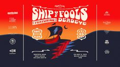 Rhythm on the Water presents: The Ship of Fools Boat Cruise ft. Deadeye • Gongago Austin