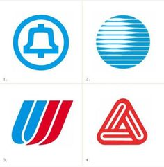 Saul Bass Logos. I remember the brand identity guidebook for AT&T. It was about 300 pages.