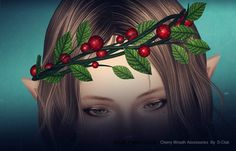 Christmas Gift Head Accessories 2013 by S—Club - Sims 3 Downloads CC Caboodle