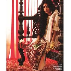 Instagram photo by rani_in_silk - One of the great beauties of South Asia are its many many cultures. And I absolutely loved Harper's Bazaar Bride India's editorial featuring all the different ethnic brides! Such a smart idea.  Bride #1 - the Bengali Bride  #harpers #harpersbazaar #harpersbazaarbride #harpersbazaarbrideindia #bengali #bengalibride #bengal #indian #editorial #sabyasachi #sabyasachimukherjee #sari #saree #azvavows #azvajewellery #indianjewellery #indiandesigner #bridal ...