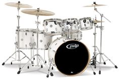 Pdp drums concept maple, drum yg d pake @BrianSO7 skrng