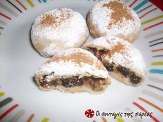 Egg Free Desserts, Greek Desserts, Greek Cake, Greek Cookies, Biscotti Cookies, Vegan Treats, Aesthetic Food, Sweet Recipes, Vegetarian Recipes