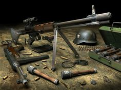 German Helmet, Firearms, Coding, History, Historia, Weapons, Revolvers, Programming, Shotguns
