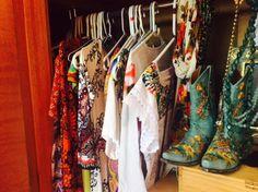 tracy's wardrobe