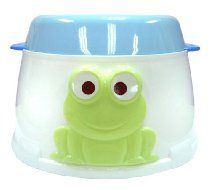 BeBeLove 3 in 1 Frog Potty, Plastic (81818F) Toilet Training, Potty Training, Baby Potty, Potty Seat, Giraffe, Step Stools, Walmart, Tableware, Plastic