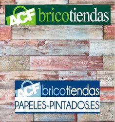 En Bricotiendas, te presentamos la nueva colección de papel pintado con diseños de materiales cerámicos y maderas, recomendados para cocinas y baños. Visita nuestra tienda online: http://www.bricotiendas.com/