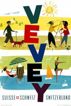 Vevey ~ Vaud _____________________________ La Suisse ~ Schweiz ~ Switzerland
