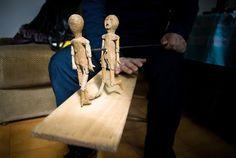Do Tempo da Outra Senhora: Arte Popular Alentejana - O dançarino