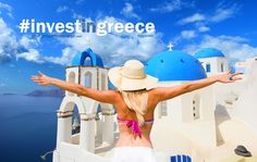 Open those hands up... you still can't grab what you are seeing. Santorini is magical. Greece is glorious. The culture, the beauty, the people, the history... Greece. #InvestInGreece #Ellada  www.GreekPropertyExchange.com