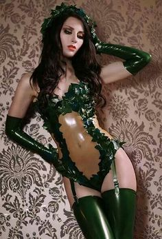cosplay poison ivy - Google Search