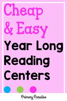 Hands on, diy reading and writing centers that you can use all year! These centers are easy to differentiate, fun for students, and meaningful as well! Guided Reading Organization, Guided Reading Activities, Teacher Organization, Teacher Hacks, Classroom Activities, Classroom Ideas, Word Work Centers, Writing Centers, Reading Centers
