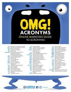 OMG Acronyms