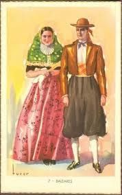 Man and Woman Traditional painting