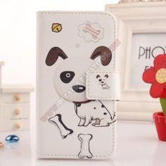 Viste tu telefono con esta elegante Funda divertida diseño cartera perrito para Huawei Ascend P7, para proteger eficazmente a su dispositivo del impacto externo.
