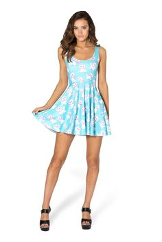Marie Scoop Skater Dress by Black Milk Clothing $95AUD