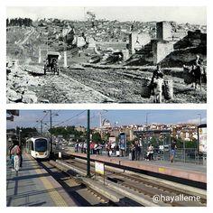 Edirnekapı 1930 ve 2012