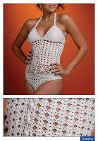 Free Crochet Bikini Patterns