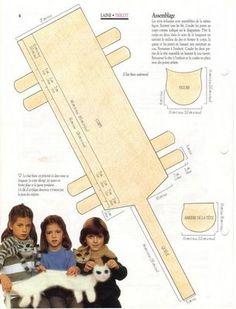 bufanda ganchillo para niños