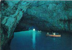 CAPRI - Grotta Azzurra - 1959