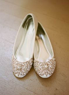 Bridal flats. Beholden Bridal. Photography: Jeff Loves Jessica - jefflovesjessica.com