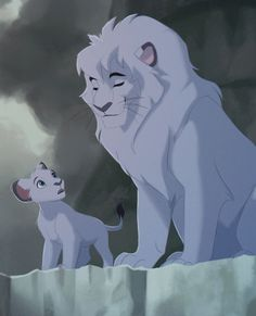 I grew up with Kimba before TLK and I love them both (even though Disney did very clearly take lots from Kimba). I think Kimba should've… Lion King Fan Art, Lion Art, Big Cats Art, Furry Art, Le Roi Lion Film, Images Roi Lion, Roi Lion Simba, Kimba The White Lion, The Lion King Characters