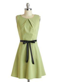 Shamrock and Roll Dress, #ModCloth