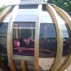 Buy Farmer's Cottage Deluxe Summer House Sphere | John Lewis...love this just need that big Lottery win and its mine :)