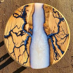 Wood Resin Table, Resin Art, Ants, Pallet, Woods, Pallet Chairs, Epoxy, Roman, Shed Base