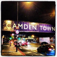Camden Town in London, Greater London